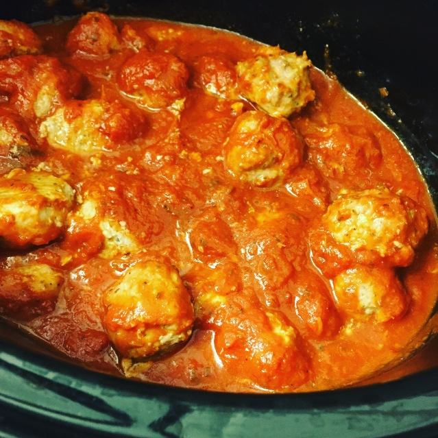 Turkey Italian Meatballs 3