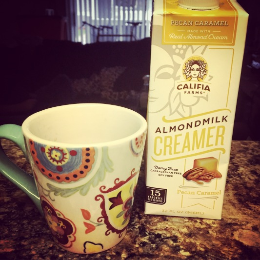 Califia Pecan Caramel Almond Milk Creamer