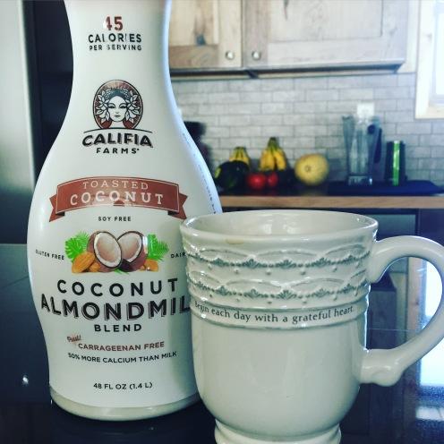 Califia Toasted Coconut Milk