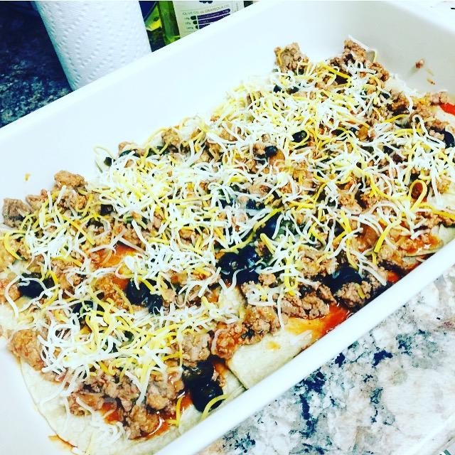 Enchilada Casserole3