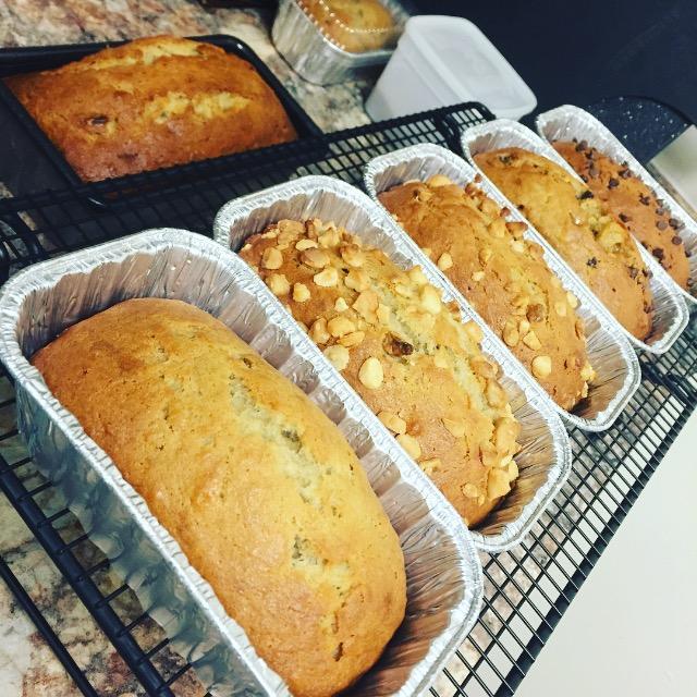 Grandma's Banana Bread 2