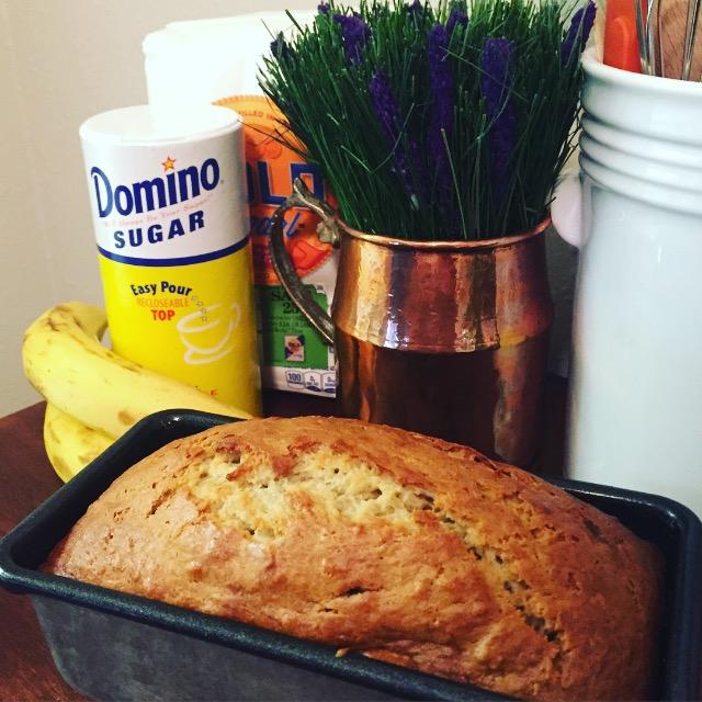 Grandma's Banana Bread 4